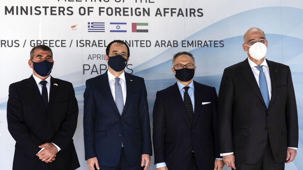 Σύνοδος κορυφής «Το μεταβαλλόμενο πρόσωπο της Μέσης Ανατολής» στην Κύπρο από το Ισραήλ, την Ελλάδα και τα ΗΑΕ