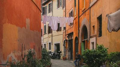 From Paris to Rome, we take a stroll through Europe's most seductive neighbourhoods