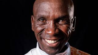 Kenya's champion marathon runner Kipchoge ready for Olympic comeback