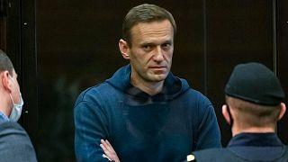 Rus muhalif lider Alexsey Navalny