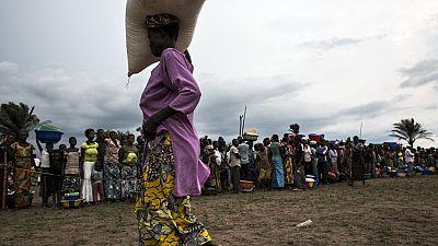 RDC : depuis fin mars, au moins 21 000 déplacés au Kasaï