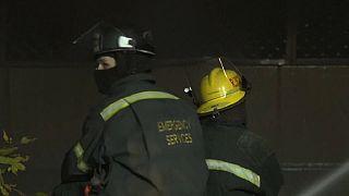 Afrique du Sud : incendie dans un hôpital de Johannesbourg