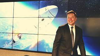 Elon Musk, founder, CEO, chief engineer/designer of SpaceX