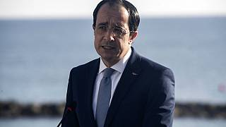 Cyprus' foreign minister Nicos Christodoulides