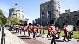El mundo despide al Príncipe Felipe con un funeral sobrio y con referencias a la Marina Real