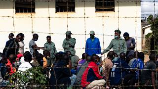 Zimbabwe prisoners released amid overcrowding during Covid-19 pandemic
