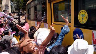آزادی شماری از زندانیان در میانمار