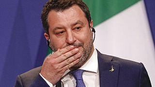 Perbe fogják Matteo Salvinit az Open Arms-ügyben