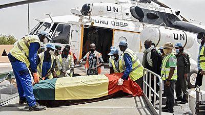 Mali : funérailles d'un ancien chef rebelle de la CMA