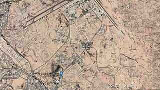 پایگاه ملک خالد عربستان