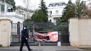 Rusya'nın Prag Büyükelçiliği / Arşiv