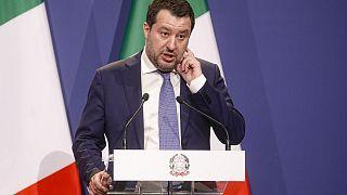 Matteo Salvini: 'La idea de pasar por secuestrador es ridícula'
