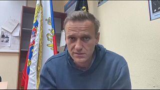 Haldoklik a börtönben Alekszej Navalnij