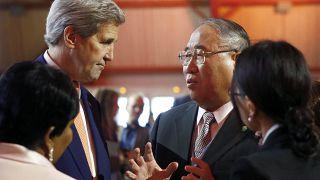 ABD ve Çin'den iklim değişikliği ile mücadele konusunda ortak açıklama