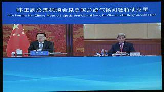 USA und China: Zusammenarbeit beim Klimaschutz