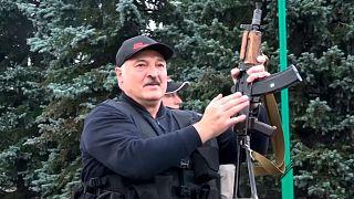 الکساندر لوکاشنکو، رئیس جمهوری بلاروس