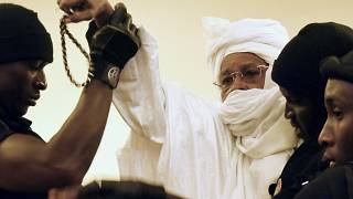 Senegal court refuses release of former Chad president Habré