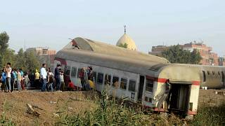 Σιδηροδρομική τραγωδία στην Αίγυπτο