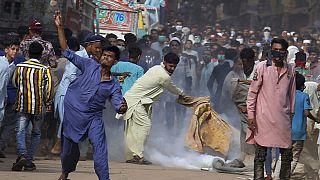 Ταραχές στο Πακιστάν