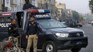 Pakistan güvenlik güçleri