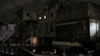 Beirut al buio