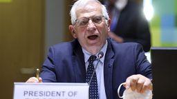 Ukraine-Konflikt: Vorerst keine neuen EU-Sanktionen gegen Russland