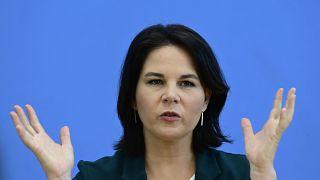 """ФРГ: """"зелёные"""" выбрали кандидата в канцлеры"""