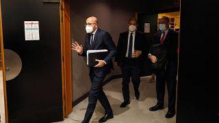 رئيس المجلس الأوروبي، شال ميشال /13 نيسان/أبريل 2021