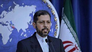 سعید خطیبزاده سخنگوی وزارت امور خارجه ایران