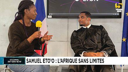 """Samuel Eto'o : """"L'Afrique doit gagner la Coupe du Monde"""""""