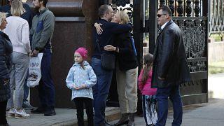 Ausweisung folgt auf Ausweisung: Tschechisches Botschaftspersonal verlässt Moskau