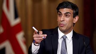 UK Chancellor of the Exchequer, Rishi Sunak.