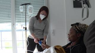 فرنسا: المعالجة بالأكسجين في المنازل