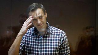 Rus muhalif lider Aleksey Navalny