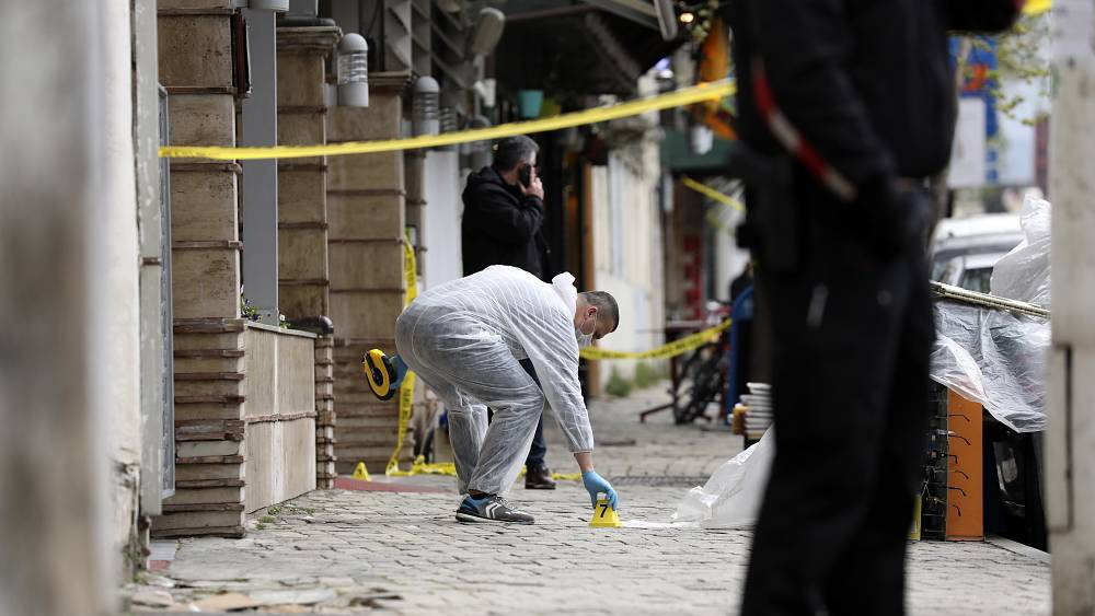 Five people injured in knife attack at a mosque in Tirana