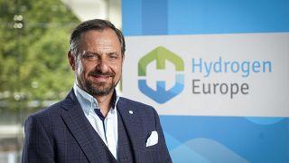 Γιώργος Χατζημαρκάκης, Hydrogen Europe