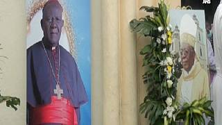 Cameroonians pay tribute and last respects to Cardinal Christian Tumi