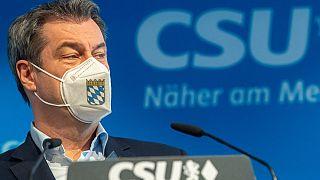 Markus Söder, leader della Csu