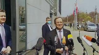 Armin Laschet é o candidato da CDU às legislativas de setembro
