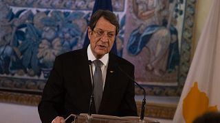 Ο Πρόεδρος της Κύπρου, Νίκος Αναστασιάδης
