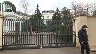 Embajada de la Federación Rusa en Praga