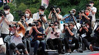 پوشش اخبار فستیوال فیلم در سئول؛ ژوئن ۲۰۲۰