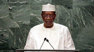 Çad Cumhurbaşkanı İdriss Deby