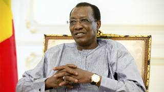 Who was Chadian military powerhouse Idriss Déby Itno?