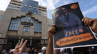 Khaled Drareni, le cas emblématique des entraves à la liberté de la presse en Algérie et dans le monde en 2020