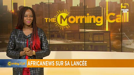 Africanews celebrates fifth anniversary [Morning Call]