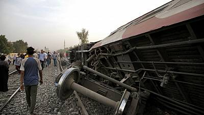 Enough is enough: Egypt fires top railway official after deadly crashes