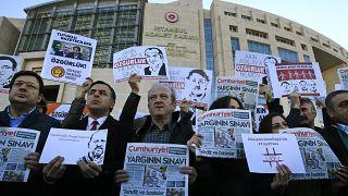 AİHM, Türkiye'nin Cumhuriyet gazetesi eski çalışanlarına hak ihlali kararını kesinleştirdi.