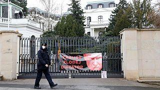 سفارت روسیه در پراگ، پایتخت جمهوری چک
