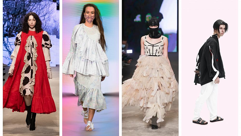 Four unusual Russian designers at Russia Fashion Week